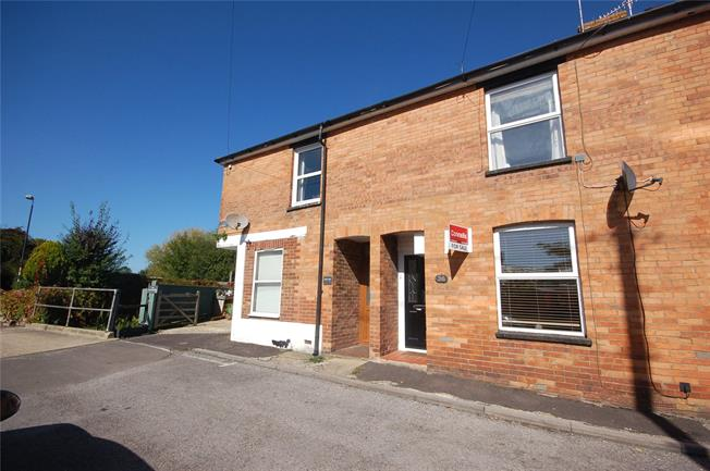 Asking Price £199,995, 2 Bedroom Terraced House For Sale in Salisbury, Wiltshire, SP2