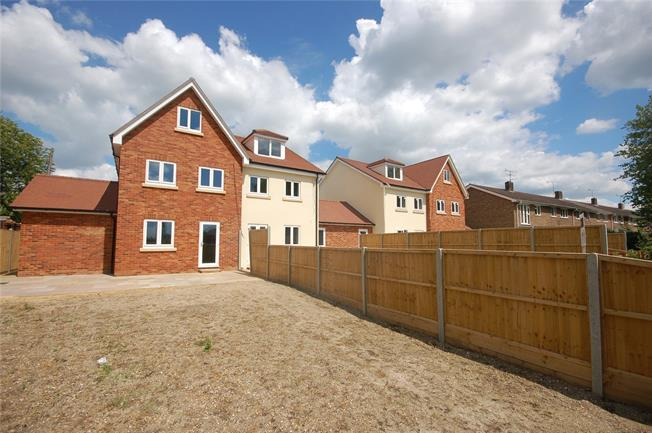 Guide Price £475,000, 5 Bedroom Semi Detached House For Sale in Wiltshire, SP1