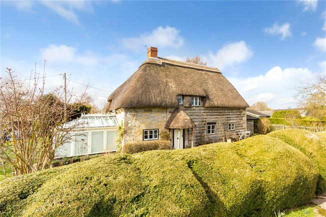 Offers in excess of £400,000, 3 Bedroom Detached House For Sale in Warminster, Wiltshire, BA12