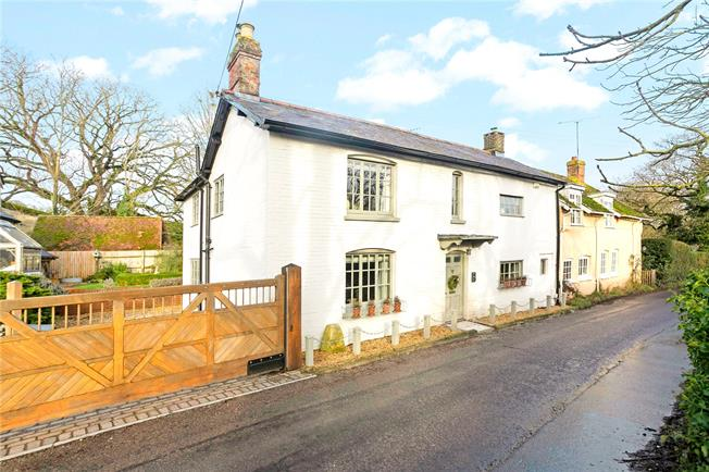 Guide Price £699,950, 5 Bedroom House For Sale in Salisbury, Wiltshire, SP4