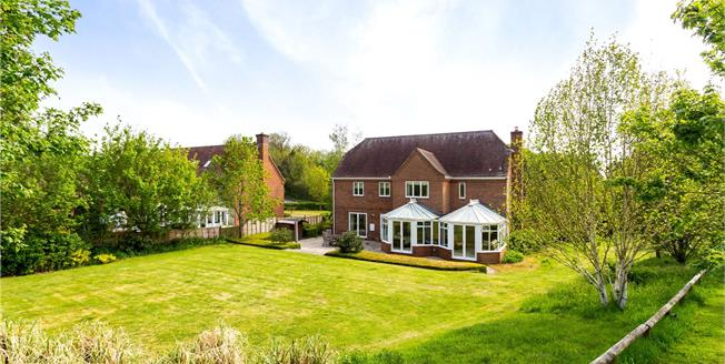 Guide Price £849,995, 5 Bedroom Detached House For Sale in Pewsey, Wiltshire, SN9