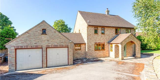 Guide Price £575,000, 4 Bedroom Detached House For Sale in Heytesbury, BA12