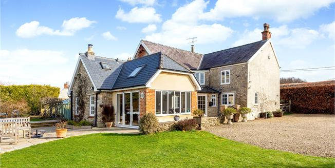 Guide Price £895,000, 3 Bedroom Detached House For Sale in Monkton Deverill, BA12