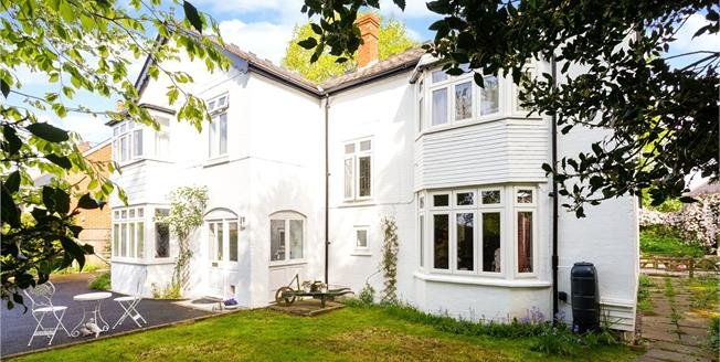 Guide Price £585,000, 4 Bedroom Detached House For Sale in Dorset, SP7