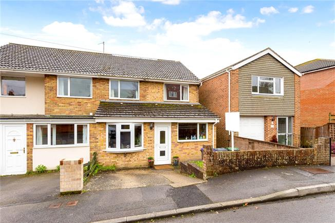 Asking Price £300,000, 4 Bedroom Semi Detached House For Sale in Wilton, SP2
