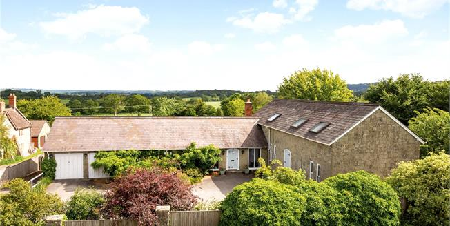 Guide Price £825,000, 5 Bedroom Detached House For Sale in Shaftesbury, SP7