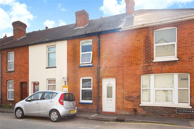 Guide Price £199,995, 2 Bedroom Terraced House For Sale in Salisbury, SP2