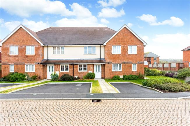 Asking Price £240,000, 2 Bedroom Terraced House For Sale in Salisbury, Wiltshire, SP1