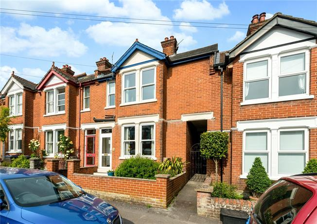 Guide Price £490,000, 4 Bedroom House For Sale in Salisbury, SP1