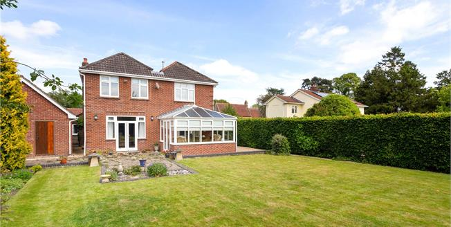 Guide Price £625,000, 4 Bedroom Detached House For Sale in Wiltshire, BA12