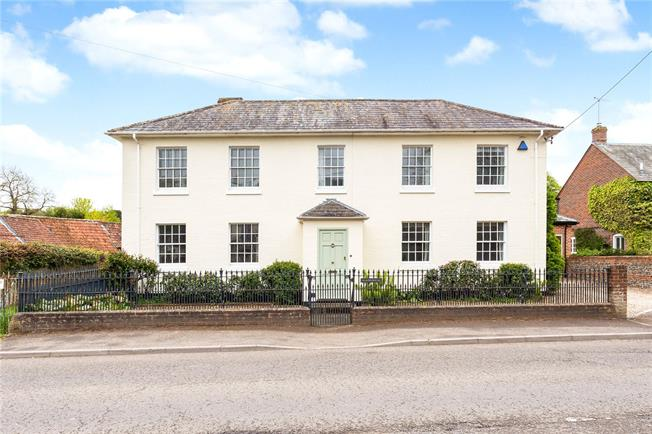 Guide Price £850,000, 5 Bedroom Detached House For Sale in Tilshead, SP3