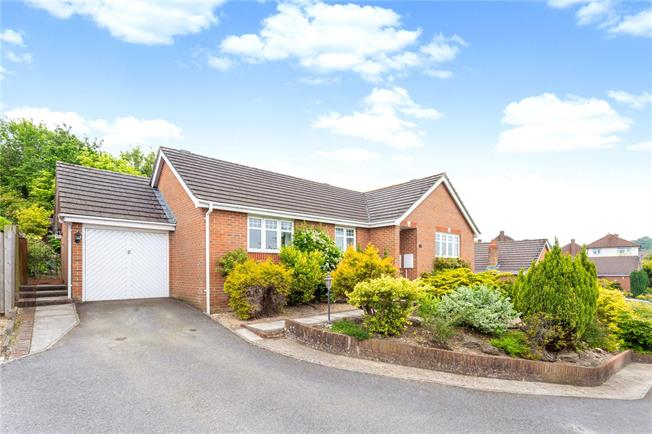 Guide Price £460,000, 4 Bedroom Bungalow For Sale in Wiltshire, SP2