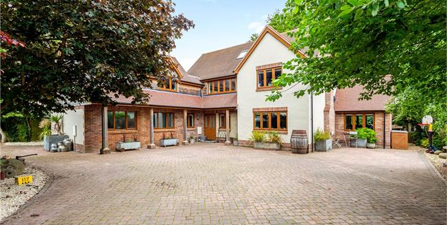 Offers in excess of £800,000, 7 Bedroom Detached House For Sale in Durrington, SP4
