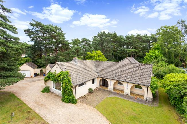 Offers in excess of £1,000,000, 5 Bedroom Bungalow For Sale in Hampshire, BH24