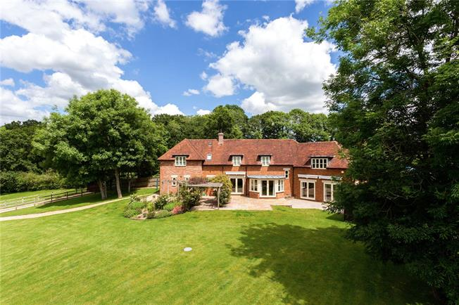 Offers in excess of £1,500,000, 5 Bedroom Detached House For Sale in East Grimstead, SP5