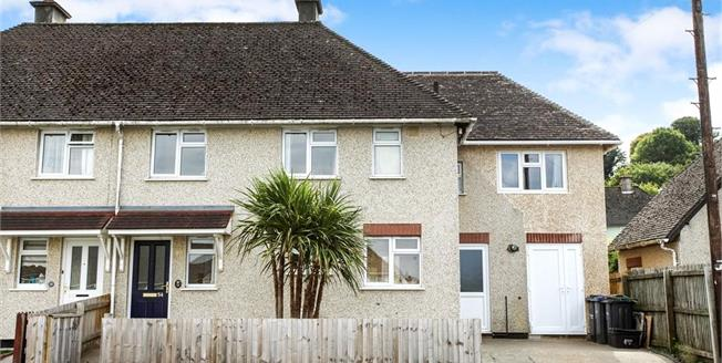 Guide Price £290,000, 4 Bedroom Semi Detached House For Sale in Salisbury, SP2