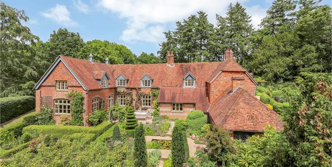 Offers in excess of £1,500,000, 6 Bedroom Detached House For Sale in Alderbury, SP5