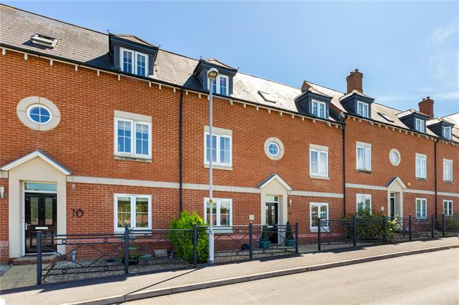 Offers in excess of £400,000, 4 Bedroom Terraced House For Sale in Salisbury, SP2