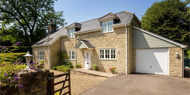 Guide Price £595,000, 2 Bedroom Detached House For Sale in Swallowcliffe, SP3