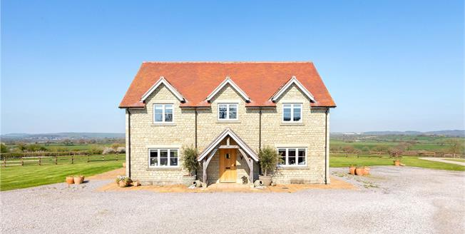 Guide Price £1,750,000, 5 Bedroom Detached House For Sale in Gillingham, SP8