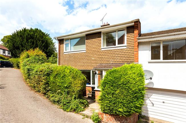 Guide Price £295,000, 3 Bedroom Semi Detached House For Sale in Salisbury, SP1