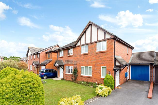 Guide Price £275,000, 3 Bedroom Semi Detached House For Sale in Bishopdown, SP1