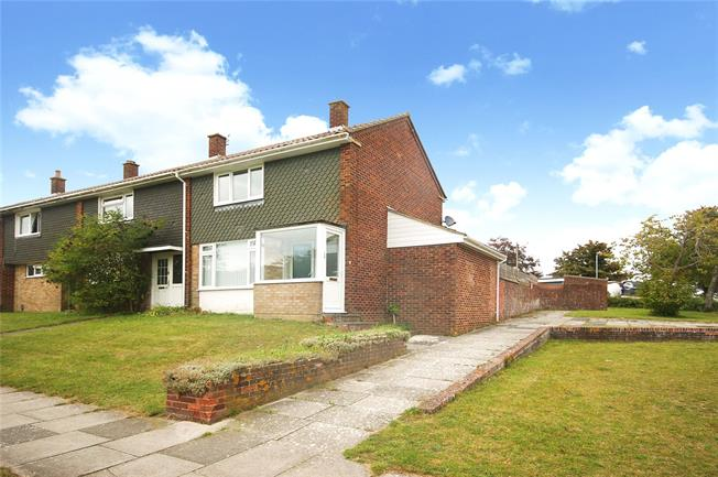 Asking Price £209,995, 2 Bedroom Semi Detached House For Sale in Salisbury, SP2