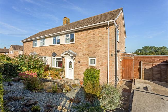 Guide Price £229,995, 3 Bedroom Semi Detached House For Sale in Bulford, SP4