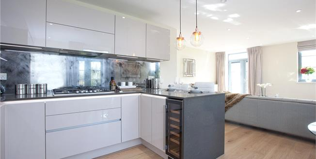 Offers in excess of £450,000, 2 Bedroom Flat For Sale in Buckinghamshire, SL2