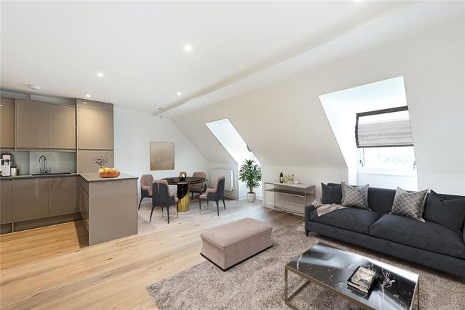 Asking Price £465,000, 2 Bedroom Flat For Sale in Buckinghamshire, HP16