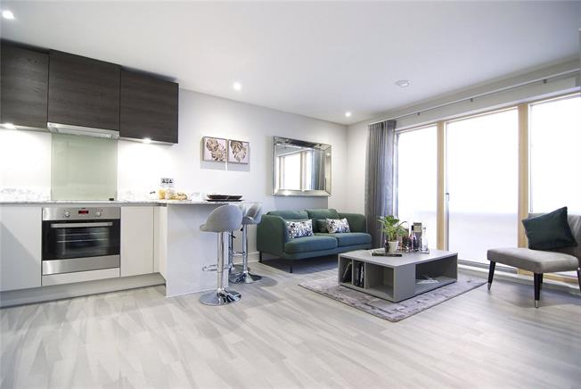 Asking Price £254,950, 1 Bedroom Flat For Sale in Slough, SL2