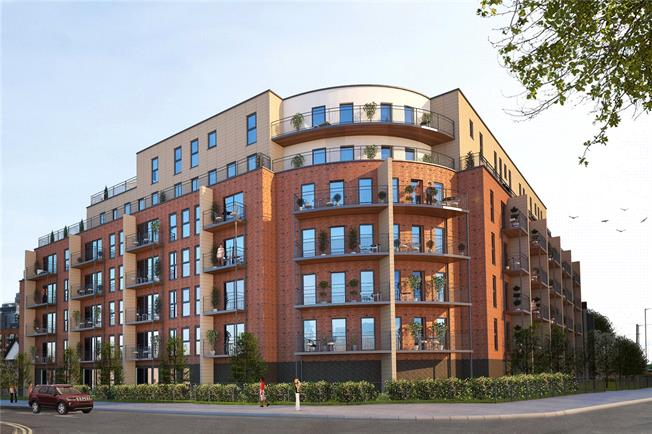 Asking Price £317,950, 2 Bedroom Flat For Sale in Slough, SL2
