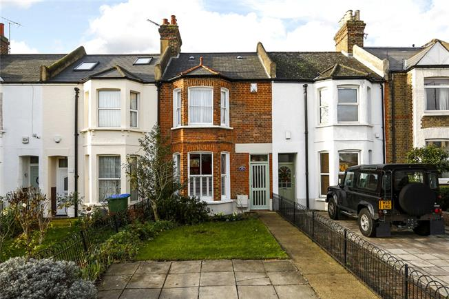 Asking Price £900,000, 3 Bedroom Terraced House For Sale in London, SW18