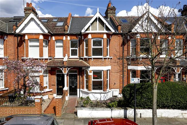 Asking Price £925,000, 2 Bedroom Terraced House For Sale in London, SW18