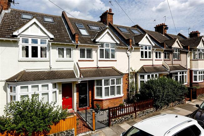 Asking Price £1,250,000, 5 Bedroom Terraced House For Sale in London, SW18