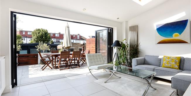 Asking Price £1,150,000, 4 Bedroom Terraced House For Sale in London, SW19