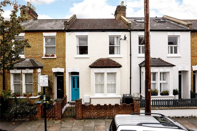 Asking Price £725,000, 3 Bedroom Terraced House For Sale in London, SW17