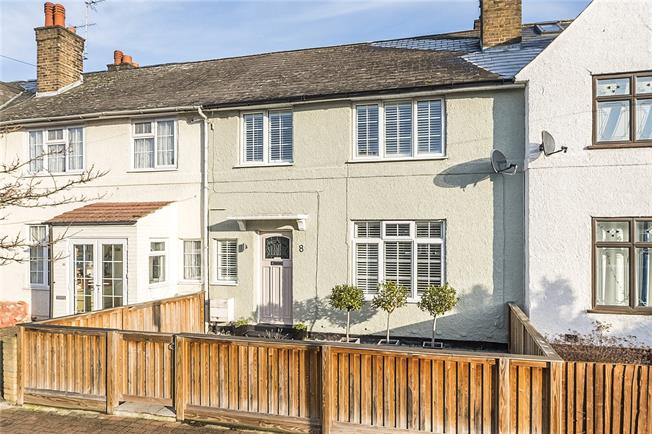 Asking Price £795,000, 3 Bedroom Terraced House For Sale in London, SW18