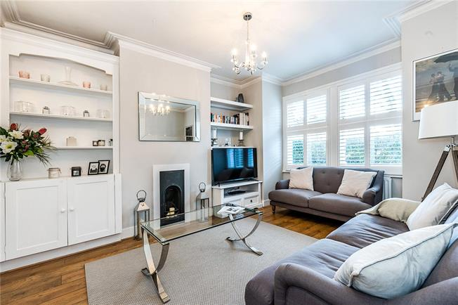 Asking Price £535,000, 1 Bedroom Flat For Sale in London, SW18