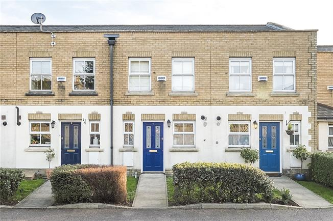 Asking Price £600,000, 2 Bedroom Terraced House For Sale in London, SW17