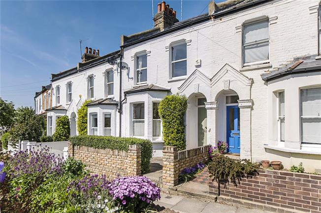 Asking Price £1,075,000, 4 Bedroom Terraced House For Sale in London, SW18