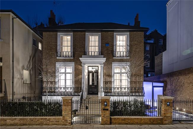 Brilliant 6 Bedroom Detached House For Sale In London For Asking Price Interior Design Ideas Tzicisoteloinfo