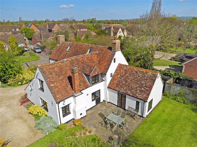Guide Price £850,000, 4 Bedroom Detached House For Sale in Ickford, HP18