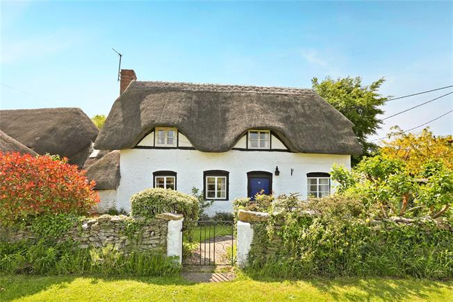Guide Price £599,950, 3 Bedroom Detached House For Sale in Marsh Baldon, OX44