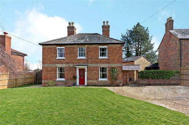 Asking Price £750,000, 4 Bedroom Detached House For Sale in Tiddington, OX9