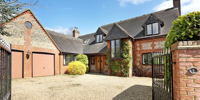 Offers in excess of £999,999, 4 Bedroom Detached House For Sale in Aston Rowant, OX49