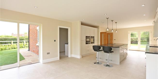 Asking Price £950,000, 4 Bedroom Detached House For Sale in Beckley, Oxfordshire, OX3