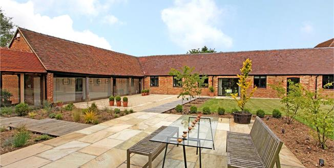 Asking Price £1,950,000, 4 Bedroom Bungalow For Sale in Buckinghamshire, HP18