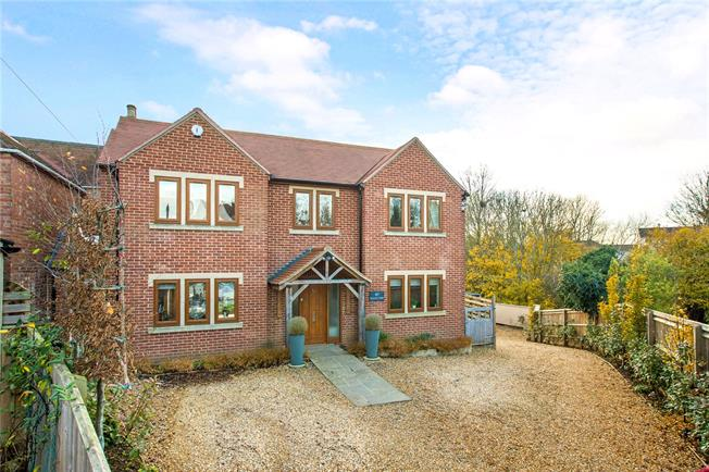 Offers in excess of £865,000, 4 Bedroom Semi Detached House For Sale in Headington, OX3