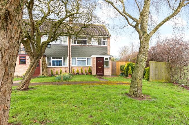 Asking Price £375,000, 3 Bedroom End of Terrace House For Sale in Headington, OX3